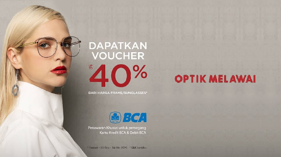 Voucher up to 40%