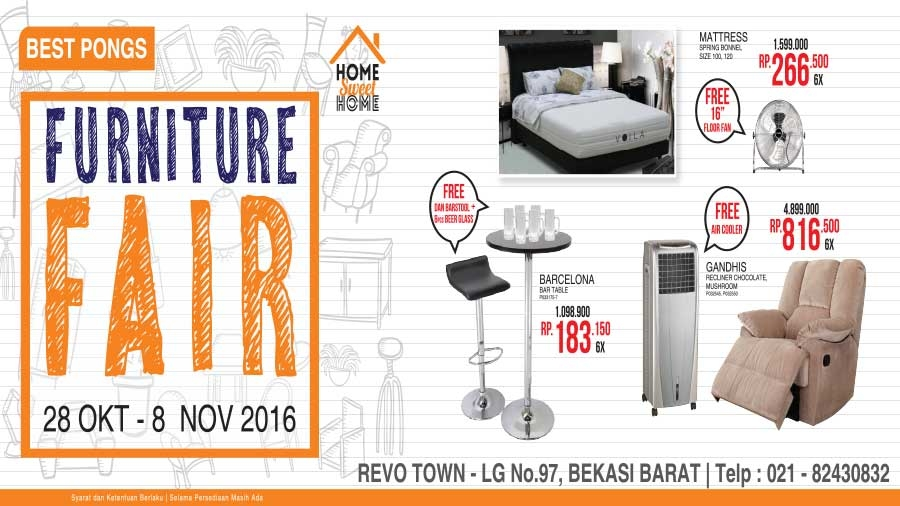 Best Pongs Furniture Fair