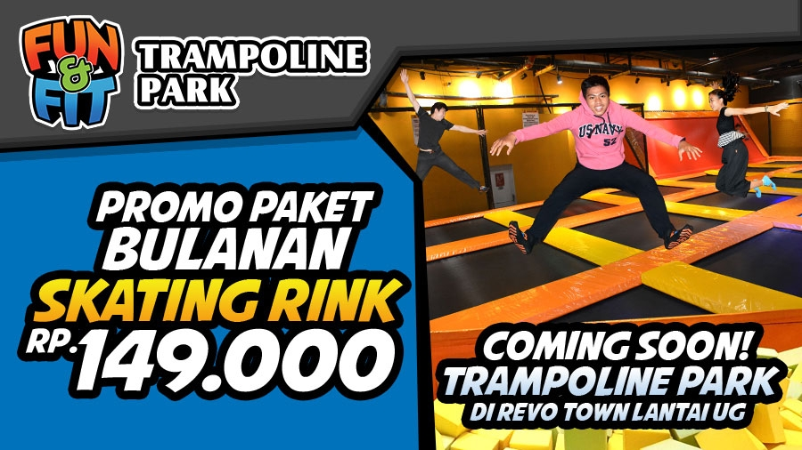 Fun & Fit Trampoline Park